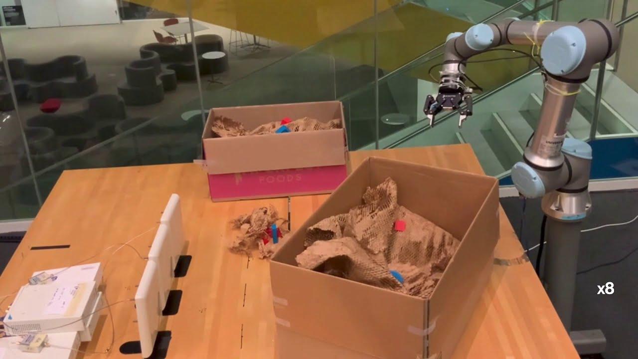 MIT razvija robota koji otkriva skrivene predmete pomoću prodorne radio frekvencije