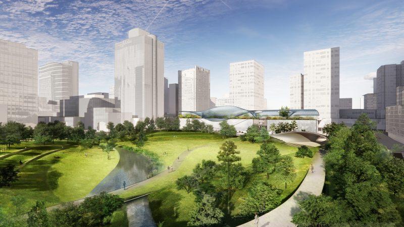 PARK RENAZCA U MADRIDU: Arhitektonska izvrsnost za zelene, održive i dostupne javne prostore