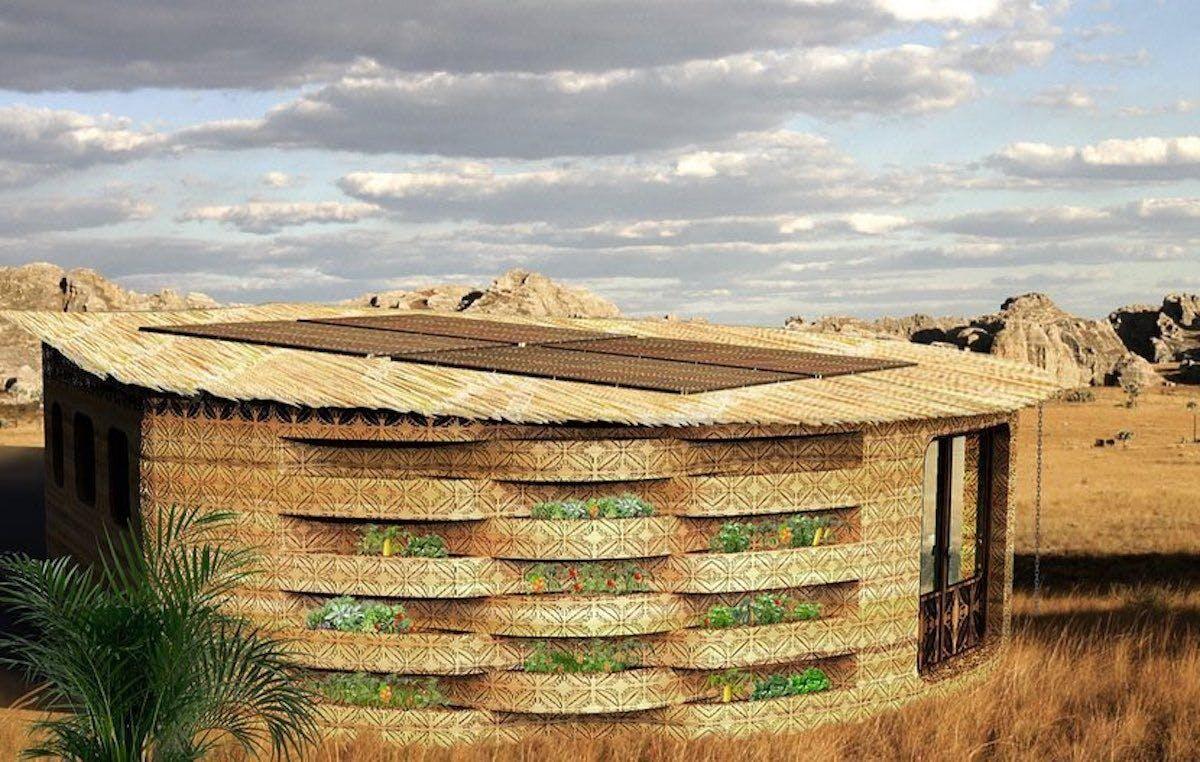 Prva škola na svijetu građena 3D ispisom je na Madagaskaru