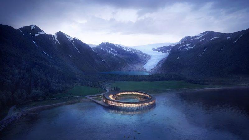 "Prvi hotel Arktičkog kruga je ""energetski pozitivan"""