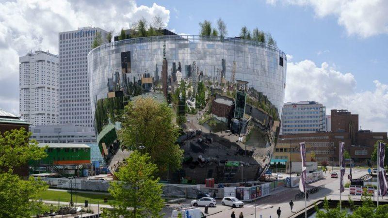 Muzej u Rotterdamu: umjetnost je ogledalo grada