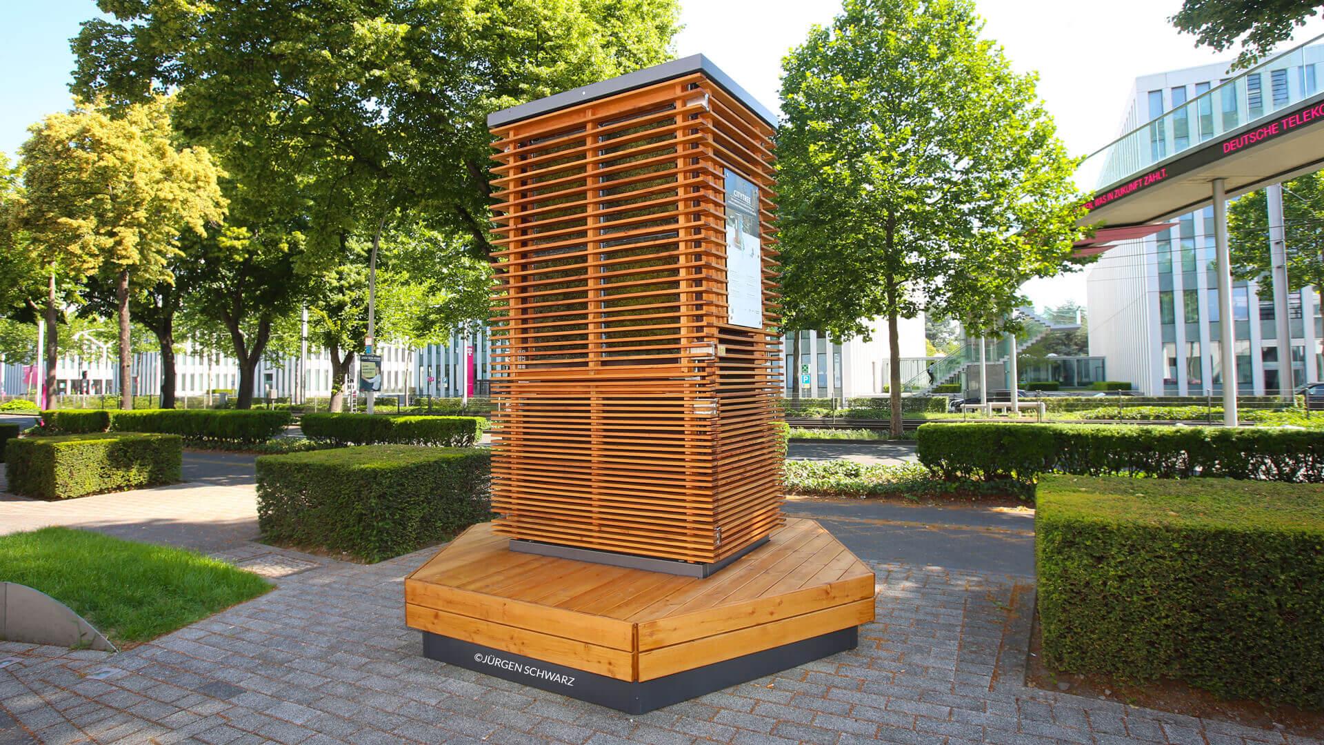 Pametni zidovi od mahovine pročišćavaju zrak na ulicama gradova