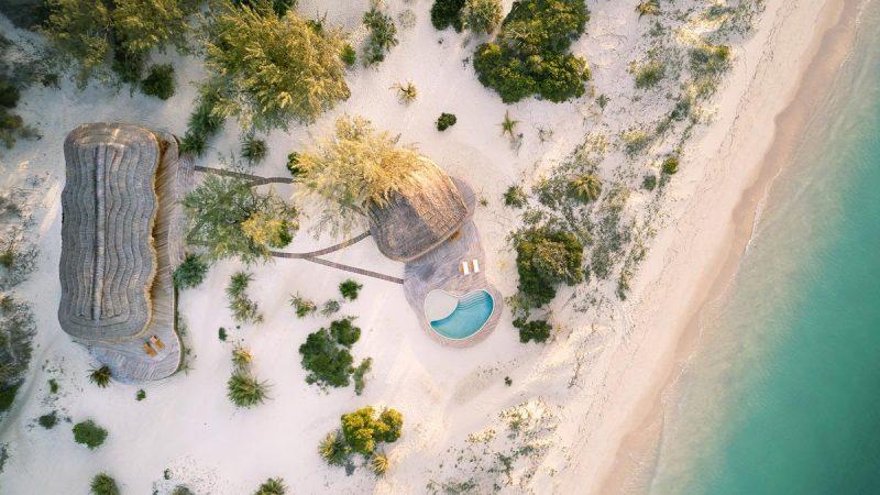 U Mozambiku se otvorilo luksuzno eko-odmaralište realizirano 3D ispisom
