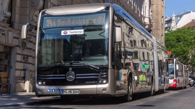 Beč testira nove električne autobuse