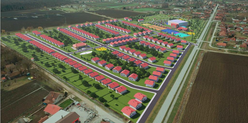 Općina Andrijaševci gradi 152 kuće za mlade obitelji po cijeni upola nižoj od tržišne