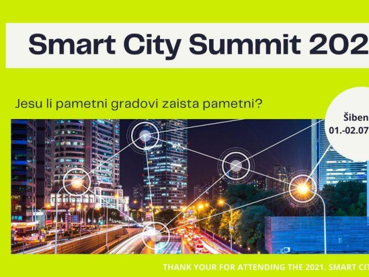 Konferencija Smart City Summit 2021.