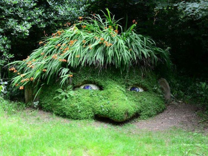 SMART TURIZAM: Prekrasan stari engleski tajni vrt potiče liječenje prirodom