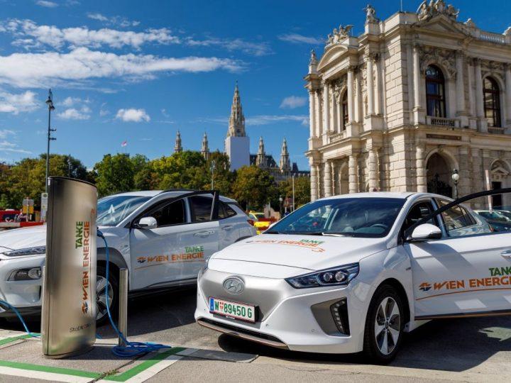 Beč postigao cilj od 1000 javnih punionica za električna vozila