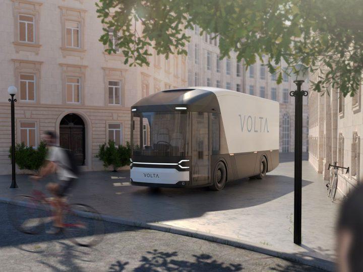 Upoznajte prvi svjetski električni kamion od 16 tona