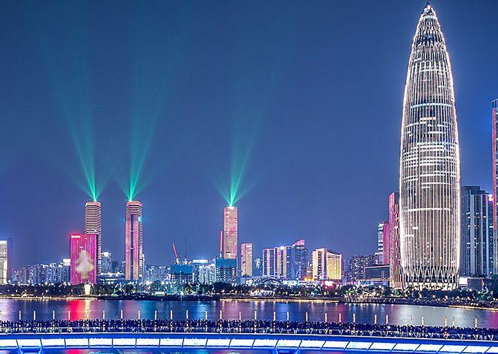Spektakularan Kineski samodostatan pametni grad