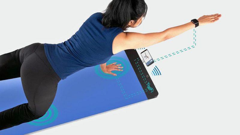 YogiFi, prva pametna joga prostirka na svijetu, koristi AI