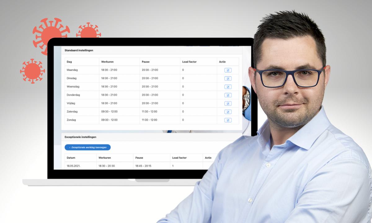 Belgijske obrazovne institucije koriste aplikaciju hrvatske IT tvrtke za prijavu na COVID-19 testiranje