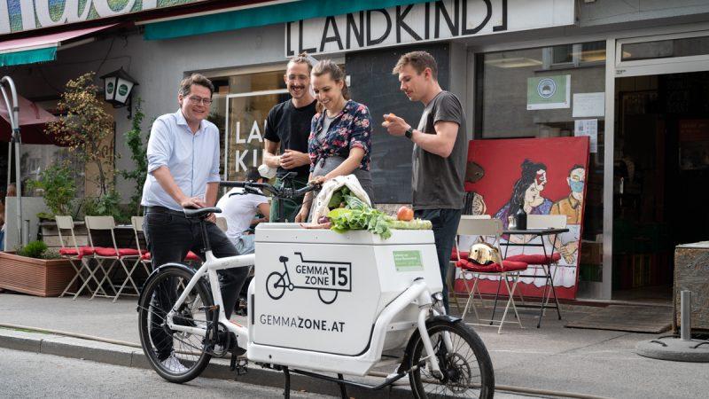 Povećane subvencije za električne teretne bicikle u Beču