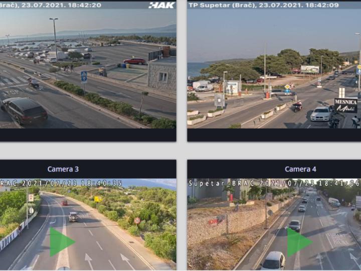 Razvoj rješenja za praćenje prometa u trajektnoj luci