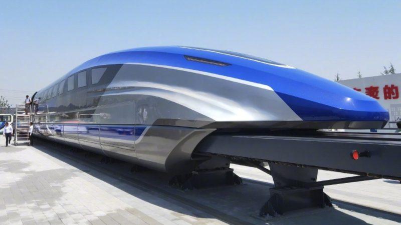 Kinezi predstavili najbrži vlak i nazvali ga maglev