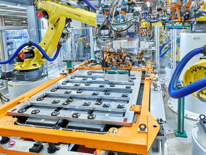 Ambiciozni planovi Europe za proizvodnju baterija za električna vozila