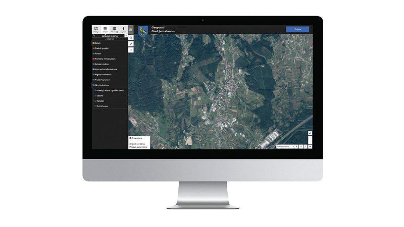Jastrebarsko uz GIS rješenja tvrtke Promet i prostor – pametan i transparentan grad!