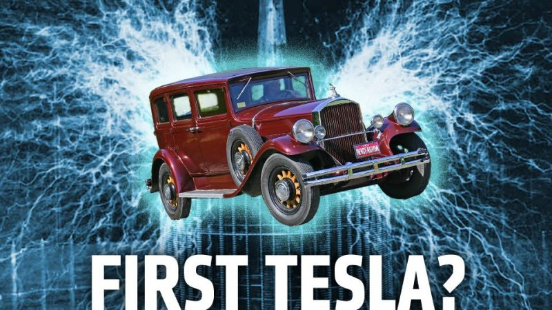 Je li zaista postojao Teslin misteriozni električni automobil?
