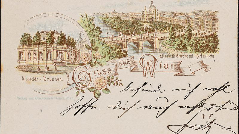 Muzej grada Beča traži pomoć u istraživanju starih razglednica