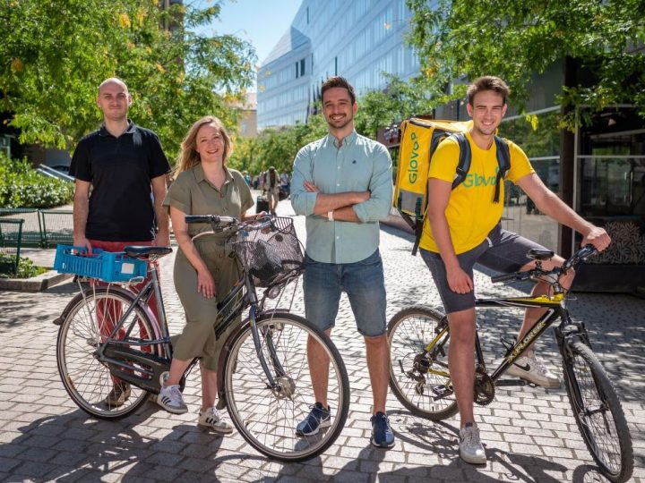 Sindikat biciklista i Glovo potpisali Sporazum o partnerstvu