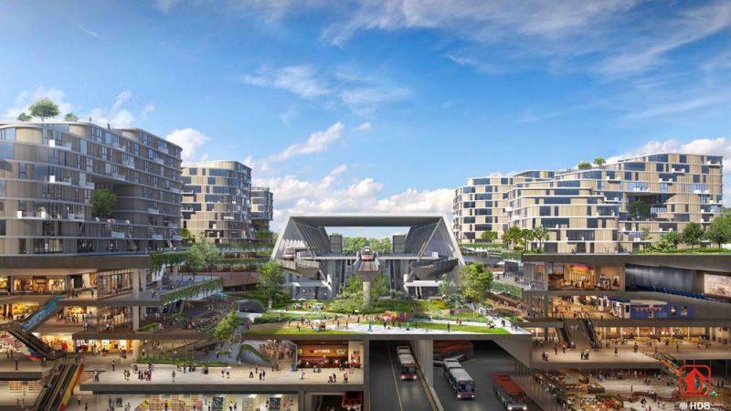 Singapur gradi 'pametni grad' s 42 000 kuća po principu 'pametne kuće'
