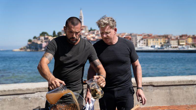 Ramsayev Uncharted o Istri fenomenalna je turistička propaganda za Hrvatsku