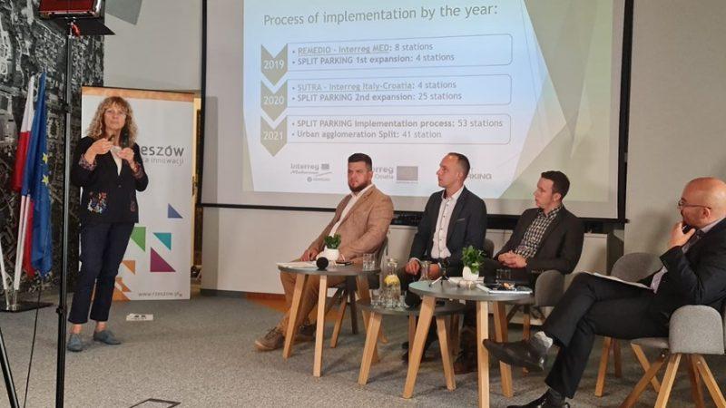 Predstavnici Splita na konferenciji u poljskom gradu prijatelju Rzeszowu