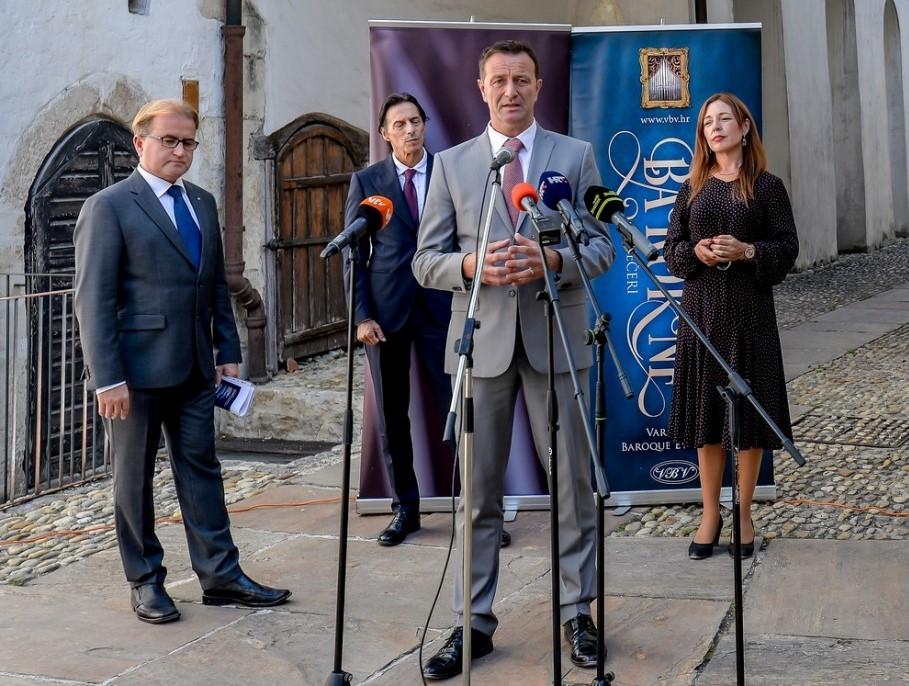 Najava bogatog programa Varaždinskih baroknih večeri